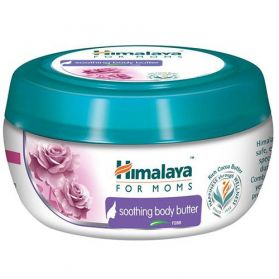 Himalaya Moms Soothing Body Butter Rose Flavour 100ml