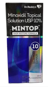 MINTOP 10% SOLUTION 120ML