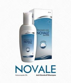 NOVALE 2% SCALP LOTION