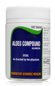 ALOES COMPOUND TAB 100'S