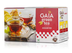 Green Tea Assorted 25's