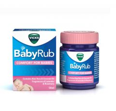 It contains Aloe Vera, Coconut Oil and fragrances of Lavender & Rosemary. Together with your loving touch, it helps to gently moisturize, soothe and relax your baby.  Suitable for babies 3 months and above.