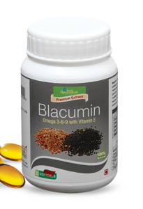 Blacumin Omega 3-6-9 with Vitamin E