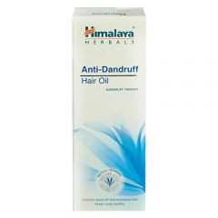 Himalaya Anti Dandruff Hair Oil 100Ml