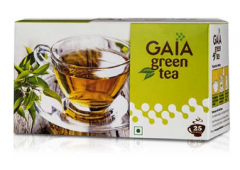 GAIA Green Tea 25's