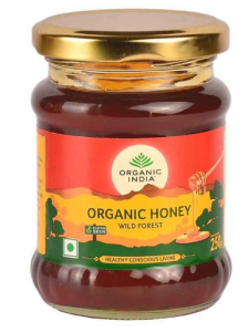 Organic Honey Wild Forest 250g