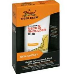 TIGER BALM NECK &SHOLDER RUB 50GM