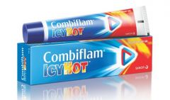 Combiflam Icy Hot Fast Pain relief Gel 30gm