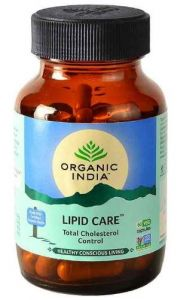 Lipidcare 60 Capsules Bottle