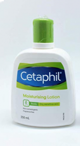 CETAPHIL MOISTURIZING LOTION dry sensitive skin 250ml