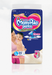 MamyPoko Pants EXTRA ABSORB LARGE 99'S