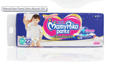 MamyPoko Pants EXTRA ABSORB XXL 22'S