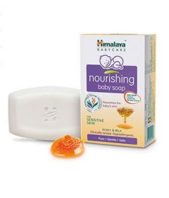 HIMALAYA Nourishing Baby Soap 125GM 2'S