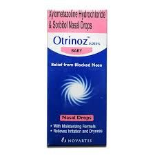 OTRINOZ BABY DROPS 10ML