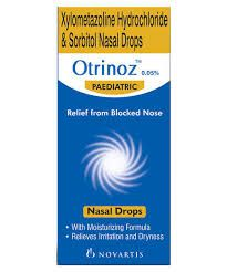 OTRINOZ P DROPS 10ML