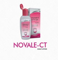 NOVALE CT SCALP LOTION 75ML