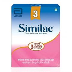 SIMILAC 3 PKT 400GM