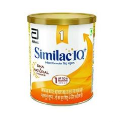 SIMILAC IQ STAGE 1 TIN 400GM