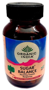Sugar Balance 60 Capsules Bottle