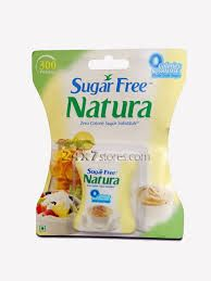Provides sweetness without the calories.Ideal for diabetics and individuals who are driven towards health and general fitness.