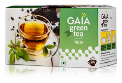 GAIA Green Tea + Tulsi 25's
