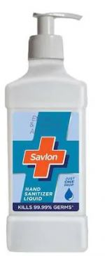SAVLON HAND SANITIZER LIQ. 500ML