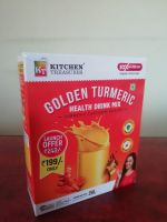 GOLDEN TURMERIC HEALTH DRINK MIX 250GM