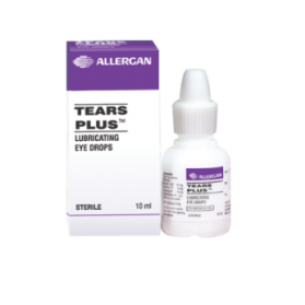 TEARS PLUS eye drops 10ml