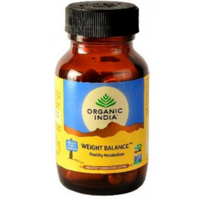Weight Balance 60 Capsules Bottle